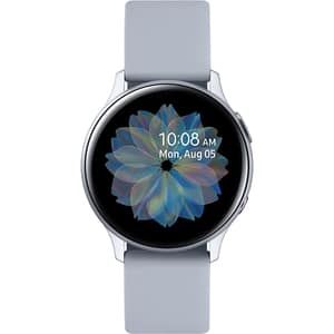 Smartwatch SAMSUNG Galaxy Watch Active 2 40mm, 4G, Android/iOS, Aluminum, Silver