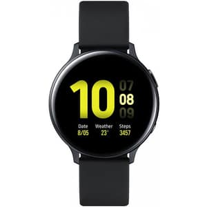 Smartwatch SAMSUNG Galaxy Watch Active 2 44mm, Wi-Fi, Android/iOS, Aluminum, Aqua Black