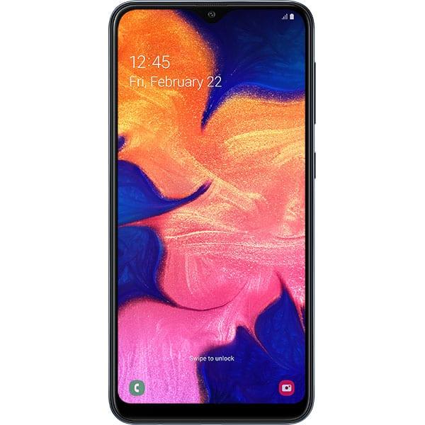SAMSUNG Galaxy A10, 32GB, 2GB RAM, Dual SIM, Black