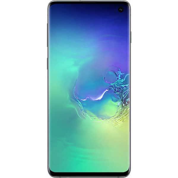 SAMSUNG Galaxy S10, 128GB, 8GB RAM, Dual SIM, Teal Green