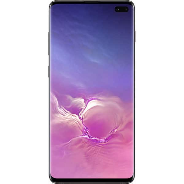 SAMSUNG Galaxy S10 Plus, 128GB, 8GB RAM, Dual SIM, Gradation Black