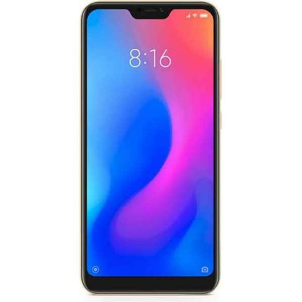 Telefon XIAOMI MI A2 Lite 64GB, 4GB RAM, Dual SIM, Gold