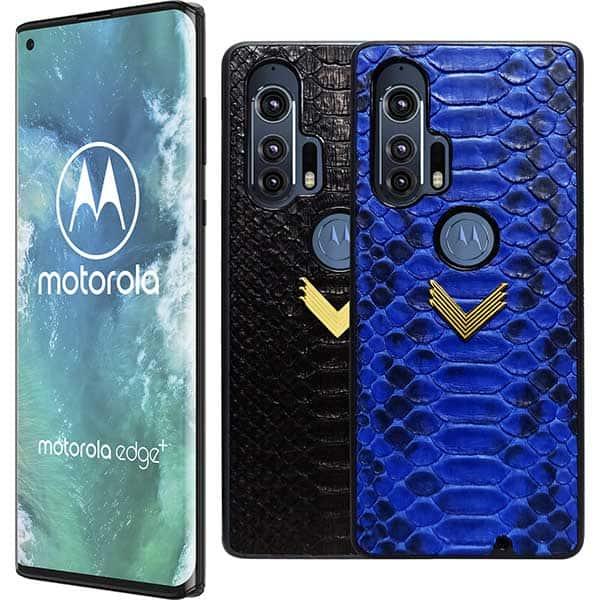 Telefon MOTOROLA Edge+, 256GB, 12GB RAM, Single SIM, 5G, Thunder Gray