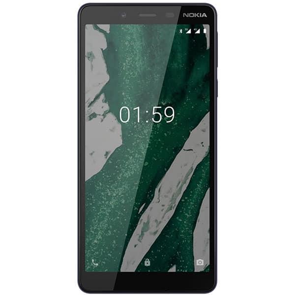 Telefon NOKIA 1 Plus, 8GB, 1GB RAM, Dual SIM, Black
