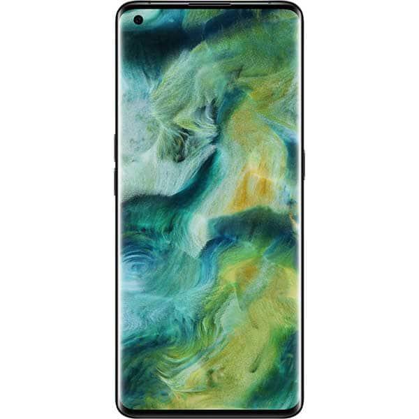 Telefon OPPO Find X2 5G, 256GB, 12GB RAM, Single SIM, Black (Ceramic)