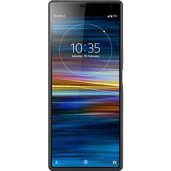 Telefon SONY Xperia 10 Plus, 64GB, 4GB RAM, Dual SIM, Black