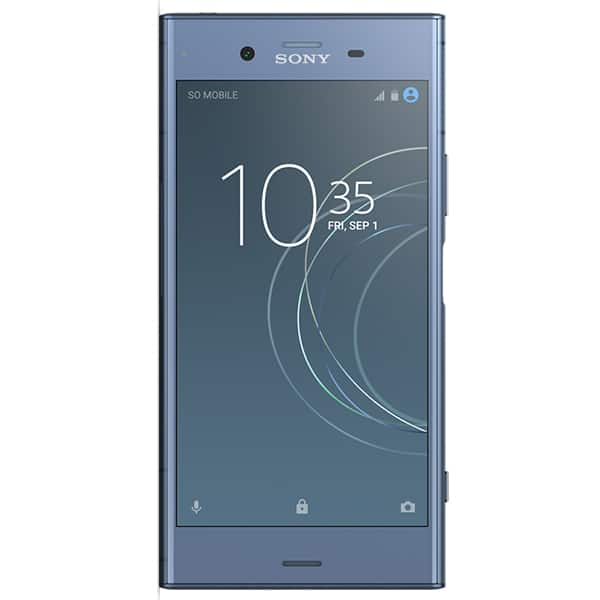 Telefon SONY Xperia XZ1, 64 GB, 4GB RAM, single sim, Blue
