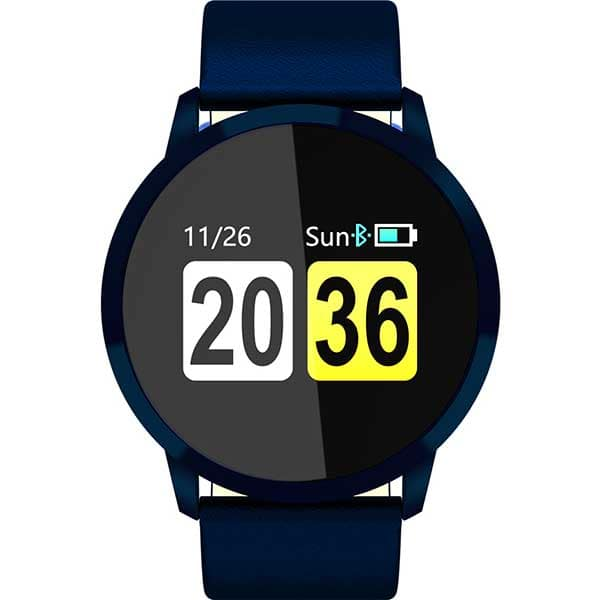 Smartwatch MYRIA Fame MY9517BL, Android/iOS, silicon, albastru