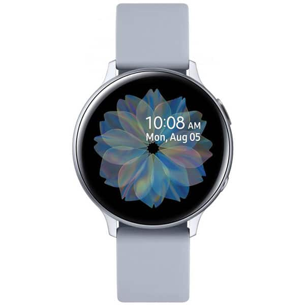Smartwatch SAMSUNG Galaxy Watch Active 2 44mm, Wi-Fi, Android/iOS, Aluminum, Cloud Silver