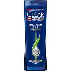 Sampon 2in1 CLEAR Herbal Fusion, 400ml