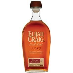 Whisky Kentucky Straight Elijah Craig Small Batch, 0.7L