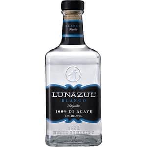 Tequila Lunazul Blanco, 0.7L
