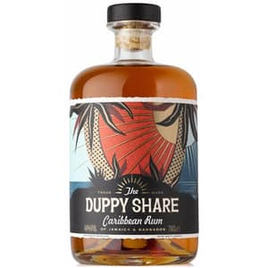 Rom The Duppy Share Rum, 0.7L