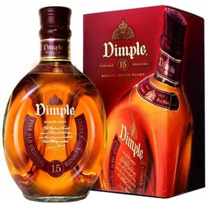Whisky Dimple 15 ani, 0.7L