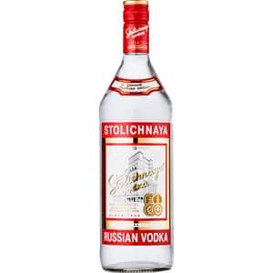 Vodka Stolichnaya, 1L