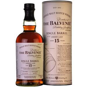 Whisky Balvenie 15 YO, 0.7L