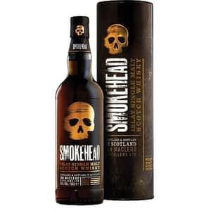 Whisky Smokehead, 0.7L