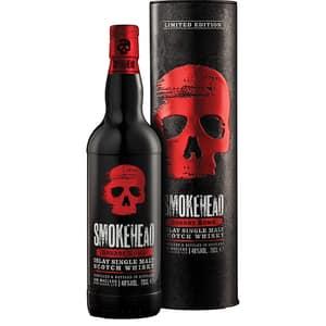 Whisky Smokehead Sherry Bomb, 0.7L