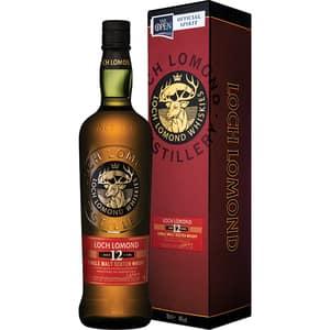 Whisky Loch Lomond 12 YO, 0.7L