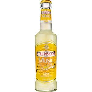 Cocktail cu alcool Stalinskaya Music Lemon, 0.275L
