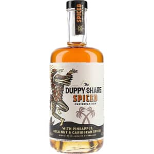 Rom The Duppy Share Spiced, 0.7L
