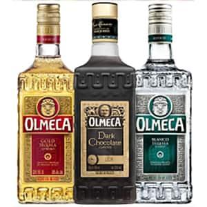 Pachet cadou OLMECA Tequila, 0.7L