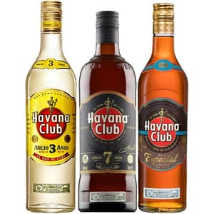 Pachet cadou HAVANA Club, 0.7L