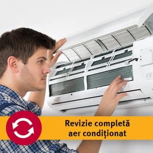 Serviciu revizie completa aer conditionat
