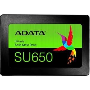 "Solid-State Drive (SSD) ADATA SU650, 480GB, SATA3, 2.5"", ASU650SS-480GT-R"