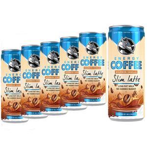 Bautura cafea HELL ENERGY Slim Latte bax 0.25L x 6 cutii