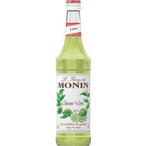 Sirop MONIN Lime, 0.7L