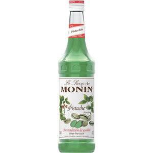 Sirop MONIN Pistachio, 0.7L