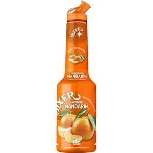 Sirop MIXER Pulpa Mandarine, 1L, 3 sticle