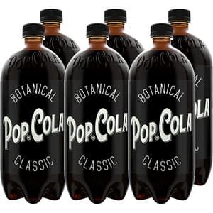 Bautura racoritaoare carbogazoasa POP COLA Classic, 1.5L x 6 sticle