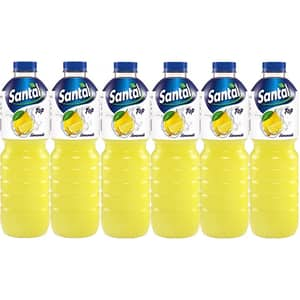 Bautura racoritoare necarbogazoasa SANTAL Top Limonada, 1.5L, 6 sticle