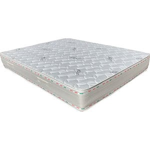 Saltea ortopedica PREVI Silver 14+7 cm, 180 x 200 cm, Spuma cu memorie, Duritate diferita, Aquagel Air-Fresh
