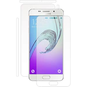 Folie protectie pentru Samsung GALAXY A3 (2016), SMART PROTECTION, fullbody, polimer, transparent