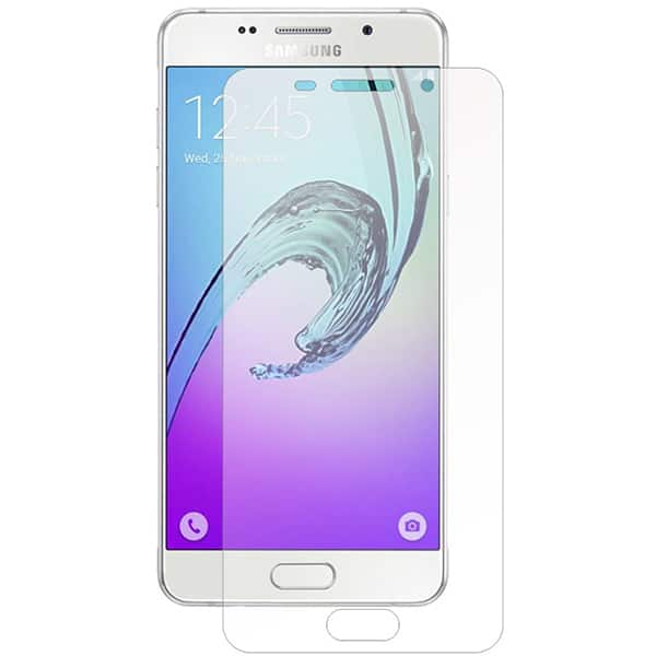 Folie protectie pentru Samsung GALAXY A3 (2016), SMART PROTECTION, display, polimer, transparent