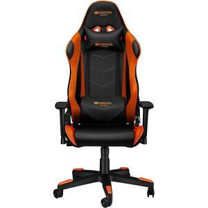 Scaun Gaming CANYON Deimos CND-SGCH4, negru-portocaliu