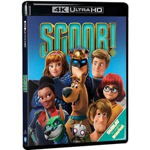 Scoob 4K Ultra Hd + Blu-Ray