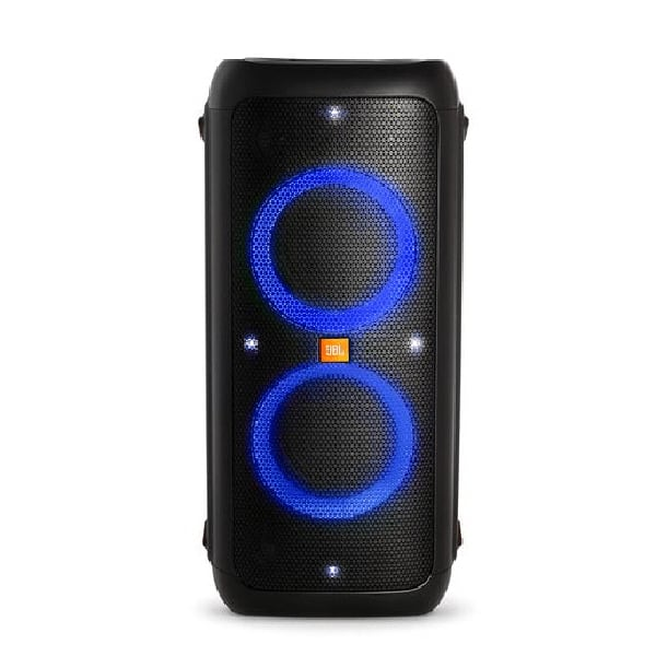 Sistem audio JBL PARTYBOX 200, 240W, Bluetooth, USB, Karaoke, negru