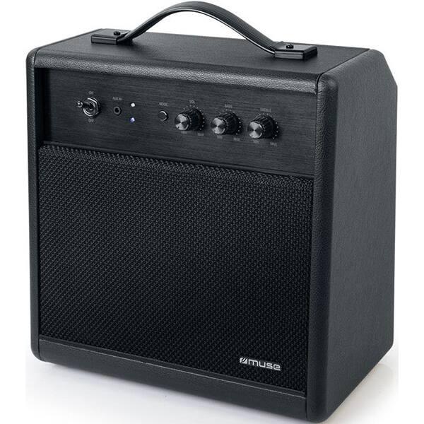 Sistem audio MUSE M-660 BT, 100W, Bluetooth, negru