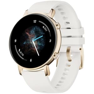 Smartwatch HUAWEI Watch GT 2 42mm, Android/iOS, silicon, Sport Edition, Champagne Gold