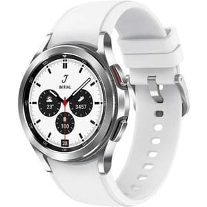 Smartwatch SAMSUNG Galaxy Watch4 Classic, 42mm, Android, Silver