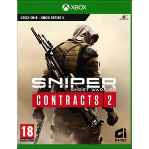 Sniper Ghost Warrior Contracts 2 Xbox One/Series