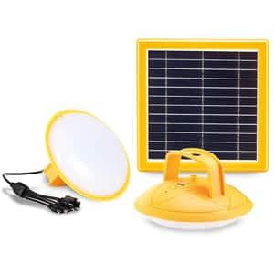 Lampa pentru camping PROMATE SOLARLAMP-2, 2 bucati, 3W