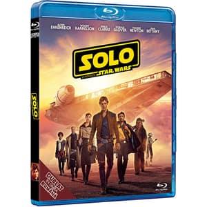 Solo: O poveste Star Wars Blu-ray