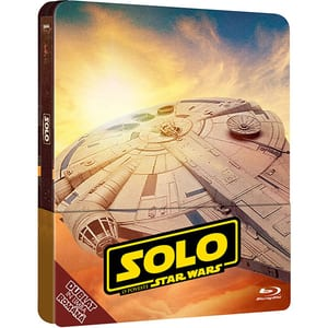 Solo: O poveste Star Wars Blu-ray Steelbook