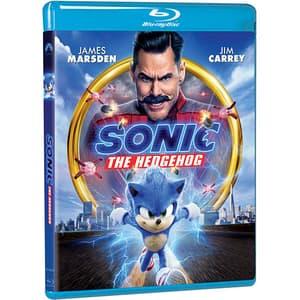 Sonic The Hedgehog Blu-ray