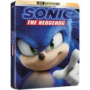 Sonic The Hedgehog Blu-ray 4K Steelbook